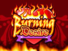 Burning Desire – автомат со специальными символами