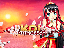 Виртуальный аппарат Koi Princess с бонусными режимами
