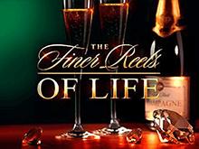Играйте в виртуальный автомат The Finer Reels Of Life в казино онлайн