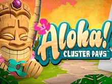 Алоха: Групповые выплаты - онлайн-аппарат для азартной игры